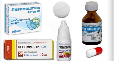 левомецитин