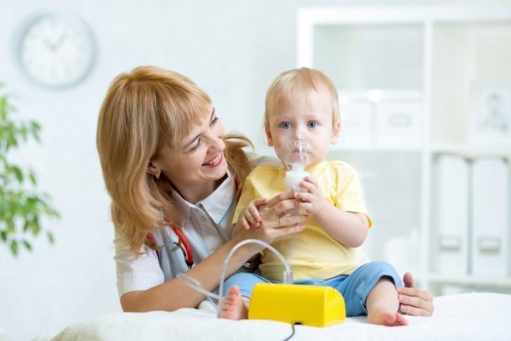 Ингаляторы для детей: небулайзеры и другие аппараты, растворы для процедур при сухом и влажном кашле и насморке