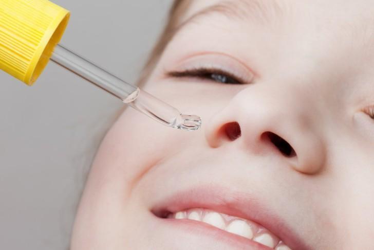 Список лучших капель от аллергии для новорожденных и детей старше 1 года: обзор антигистаминных средств