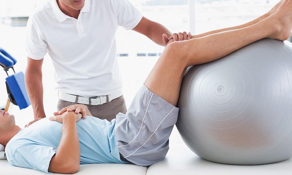 Физические упражнения - один из видов физиотерапии