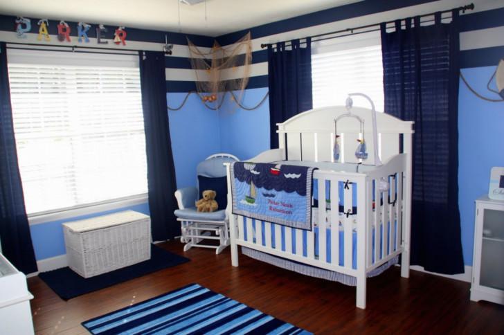 Дизайн детской комнаты для мальчиков разного возраста: идеи оформления интерьера с фото