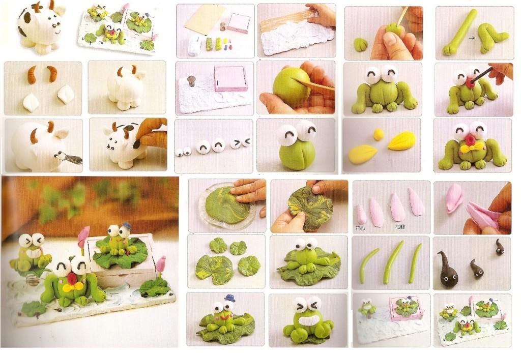 Занятия лепкой из соленого теста для детей: пошаговая инструкция для начинающих, интересные идеи