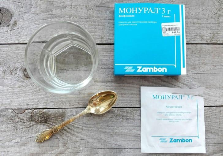 Прием Монурала при беременности в 1, 2 и 3 триместрах: способ применения, показания и дозировка