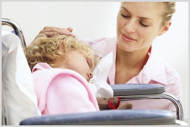 Ишемические изменения головного мозга у новорожденных детей