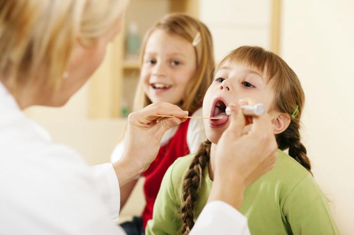 У ребенка постоянно красное рыхлое горло что это значит и чем лечить?