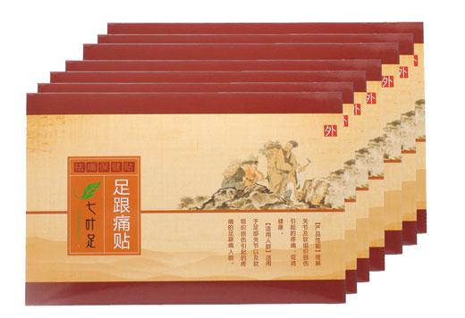 Китайский пластырь от шпор