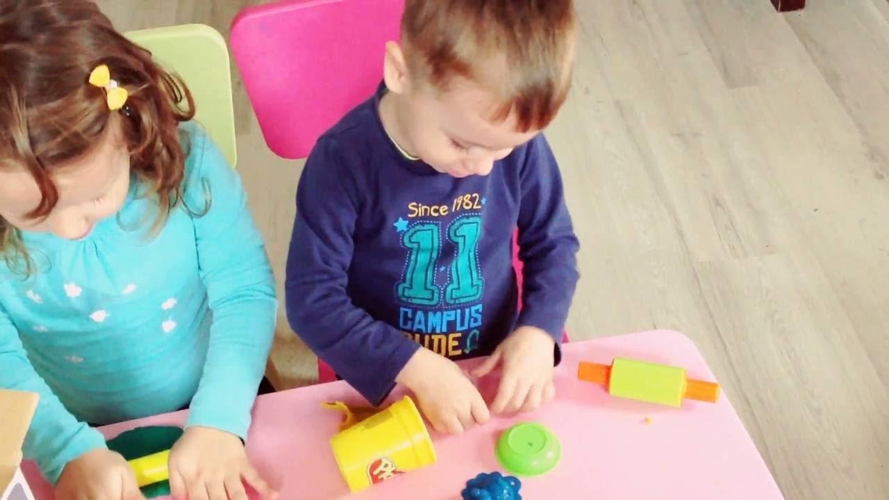 Уроки лепки из пластилина с фото для детей 3–4 лет: как научить малыша лепить?