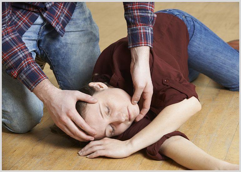 Последствия черепно мозговой травмы (ЧМТ)