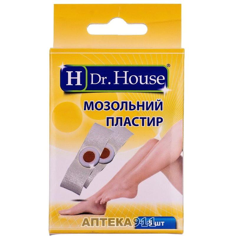 пластырь Dr. House