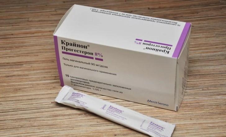 Крайнон: полная инструкция по применению геля, возможные побочные эффекты, аналоги препарата