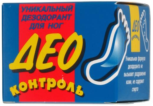 дезодорант для ног ДЕО контроль