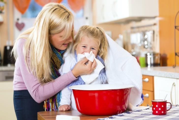 Симптомы синусита у ребенка, лечение острой и хронической формы заболевания