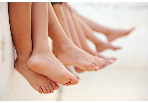 Детские ноги