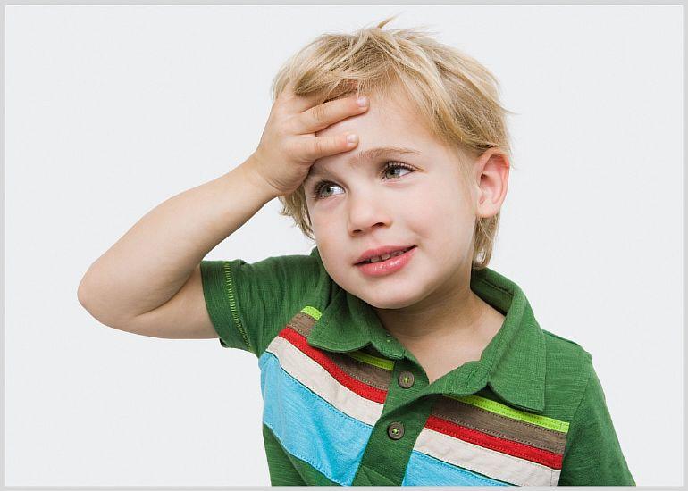 Как определить сотрясение мозга у ребенка