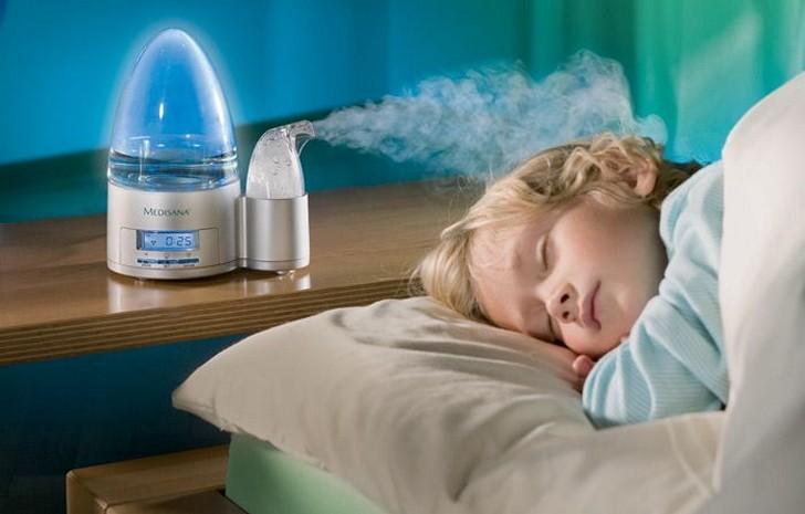 Ребенку необходимо создать максимально комфортные условия в детской и организовать постельный режим
