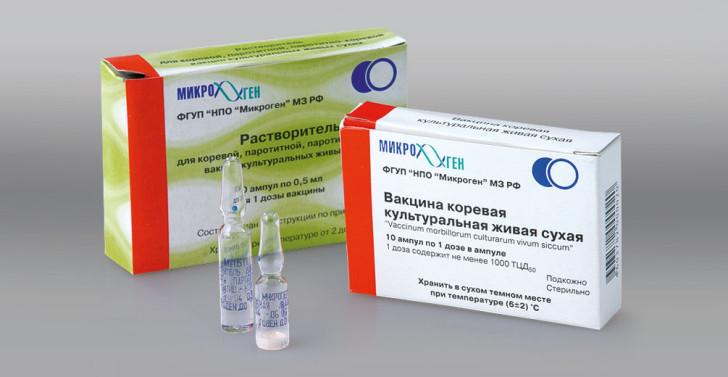 Прививка ребенка от паротита: виды и названия вакцин, побочные действия и противопоказания к вакцинации