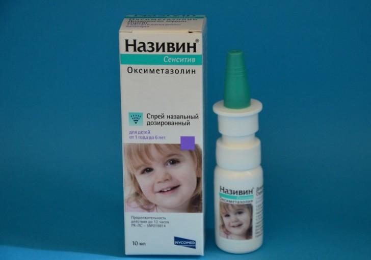 Детский спрей Снуп: инструкция по применению назального средства до года и старше