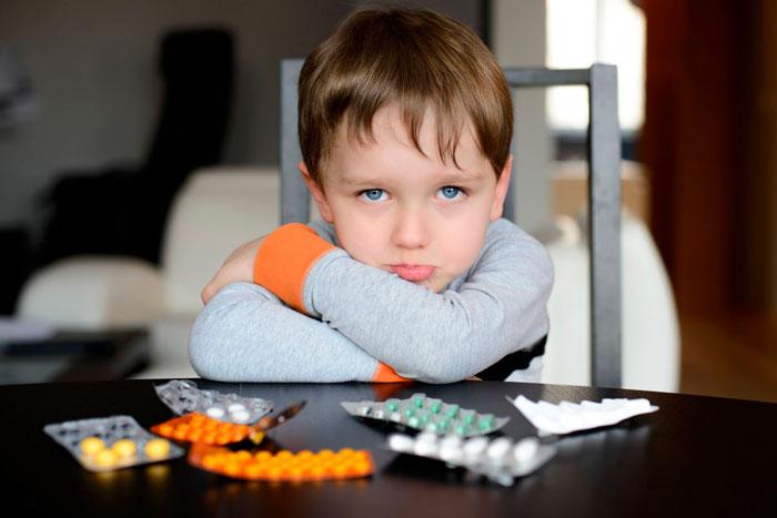 ребенок и желчегонные препараты