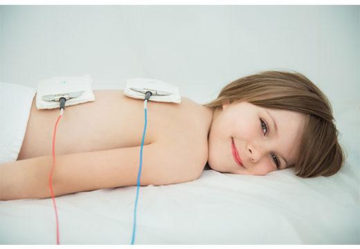 Электрофорез детям