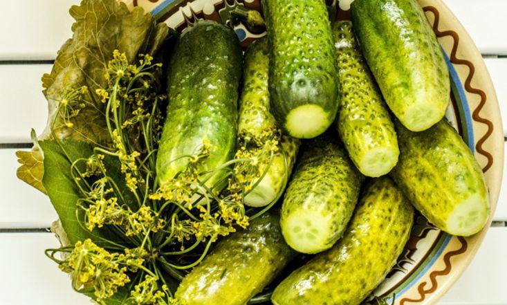 Можно ли кормящей маме свежие и соленые огурцы: вред и польза при грудном вскармливании