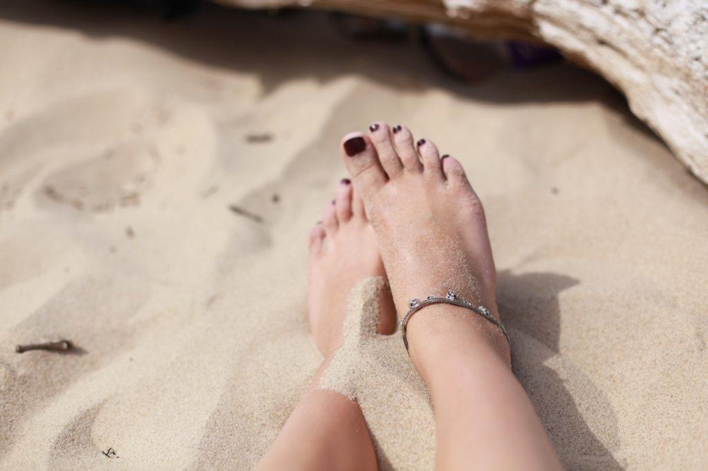 Перелом голеностопного сустава, когда можно наступать на ногу?