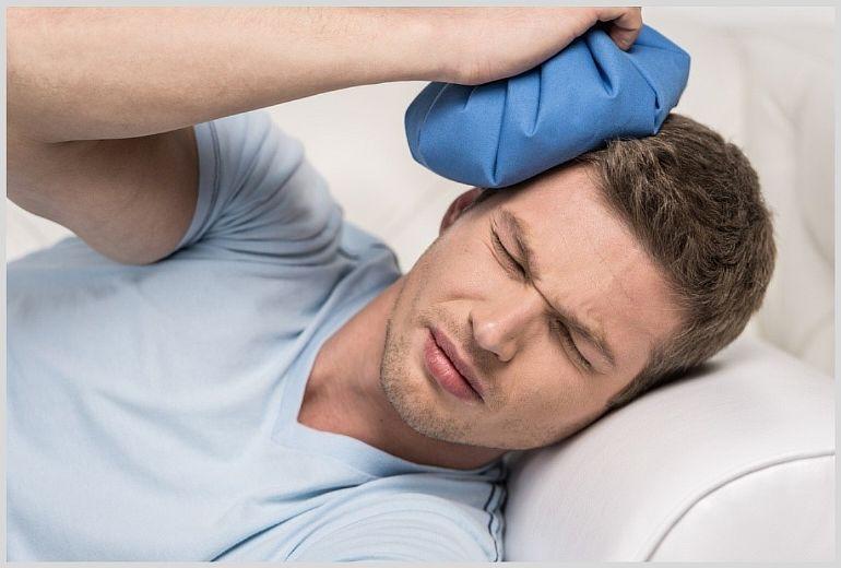 Последствия субарахноидального кровоизлияния головного мозга