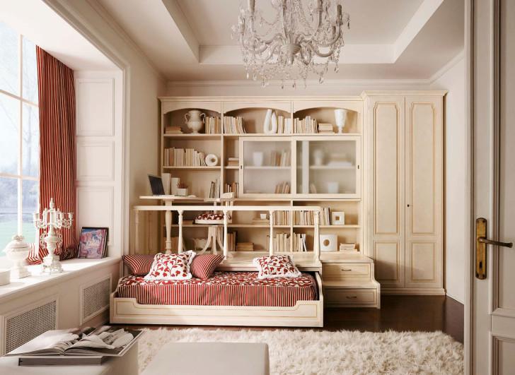 Подростковая комната в стиле прованс