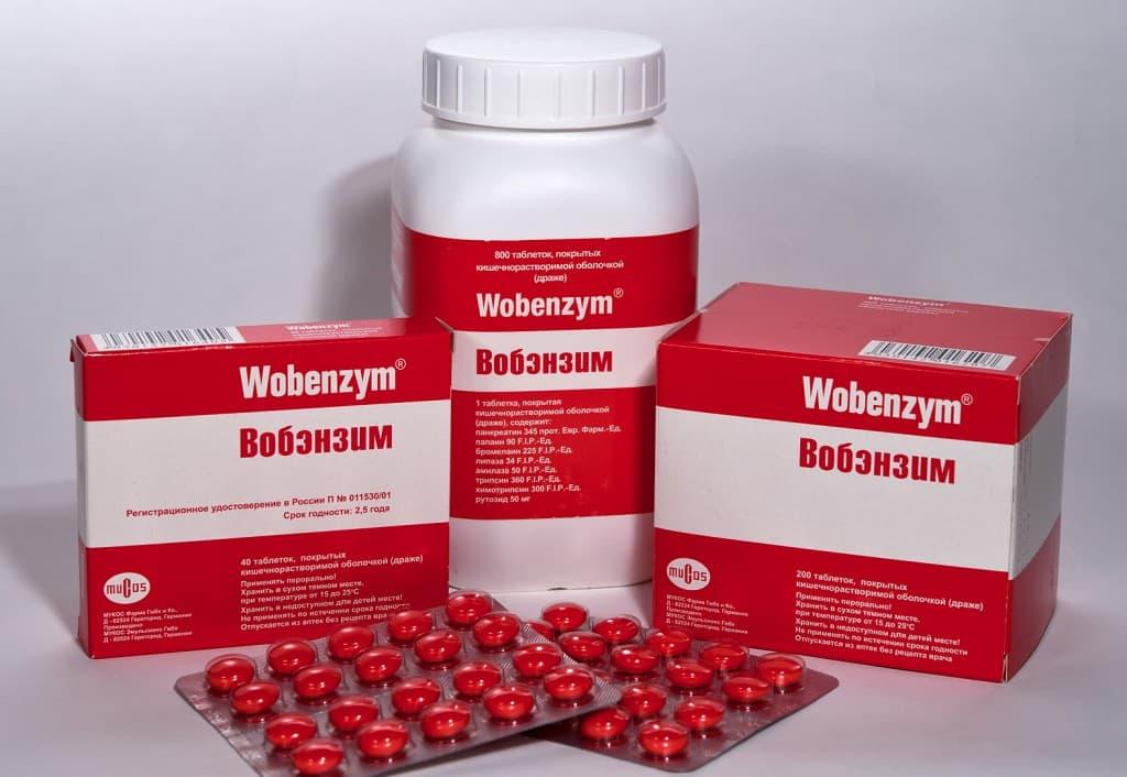 Для чего во время беременности назначают Вобэнзим, как его правильно принимать, есть ли противопоказания?