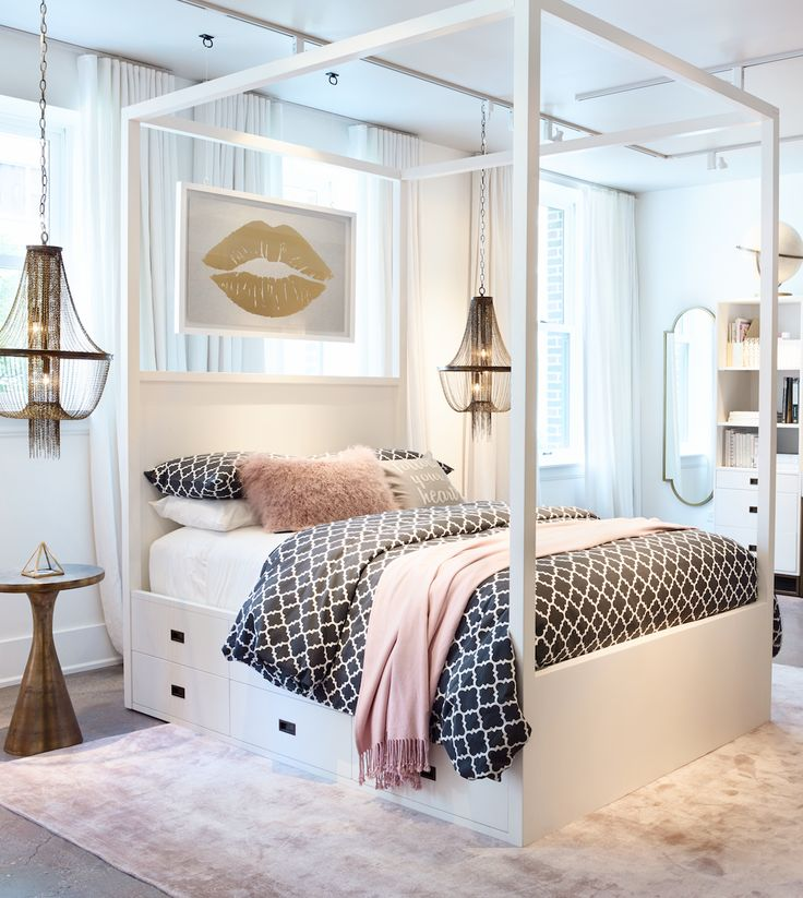 stylish-bedrooms-for-teenage-girls-17-best-ideas-about-teen-bedroom-on-pinterest-teen-bedroom