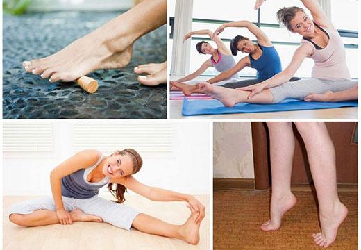 гимнастические упражнения при косолапие