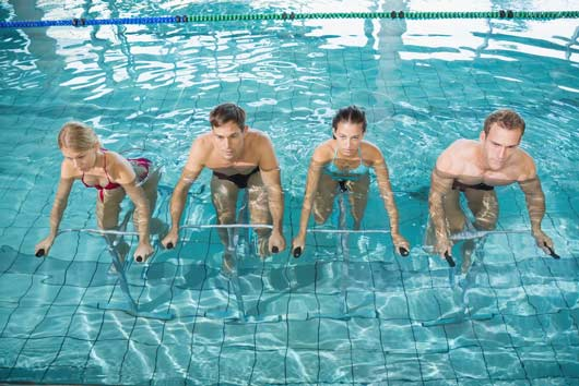 Водные упражнения