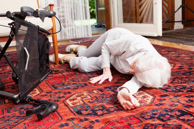 Падение - основная причина перелома бедра