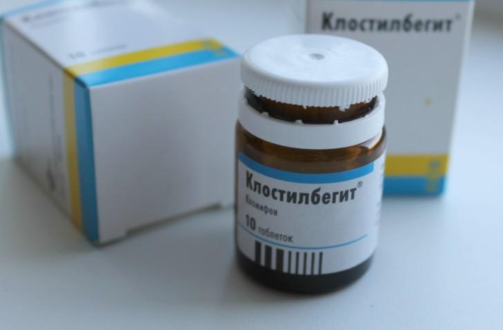Клостилбегит препарат для стимуляции овуляции при планировании беременности: инструкция по применению