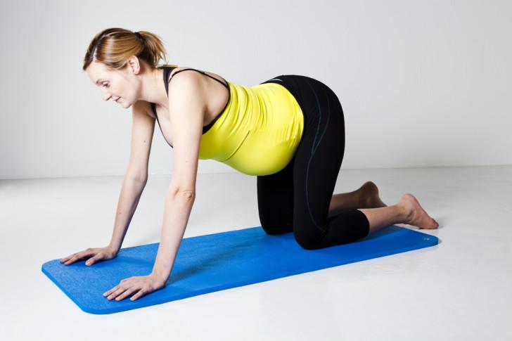 Можно ли во время беременности делать планку: польза и вред упражнения на ранних и поздних сроках