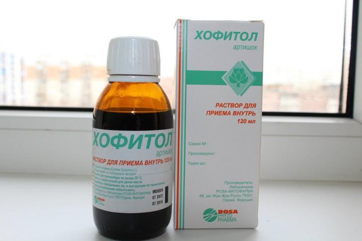 Хофитол: инструкция по применению капель для новорожденных и детей от 1 года с расчетом дозировки