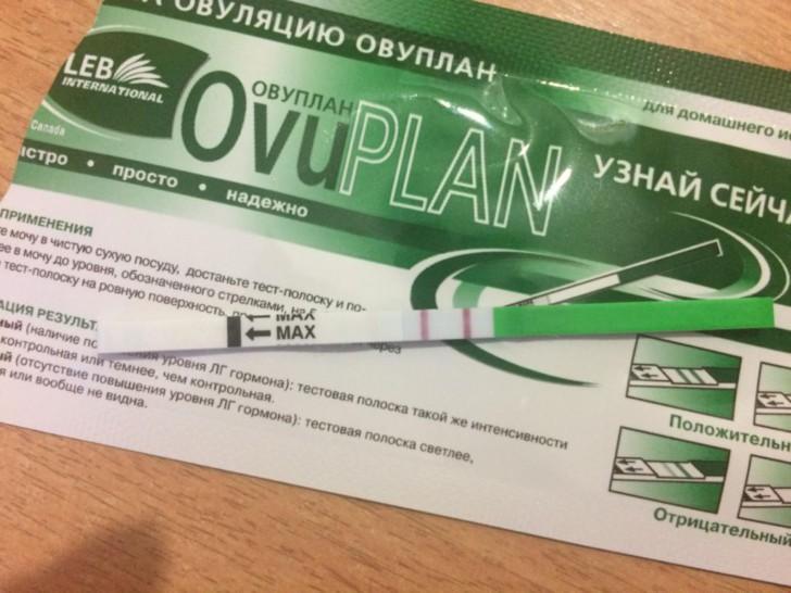Тест для определения овуляции Ovuplan: инструкция по применению, аналоги и цена