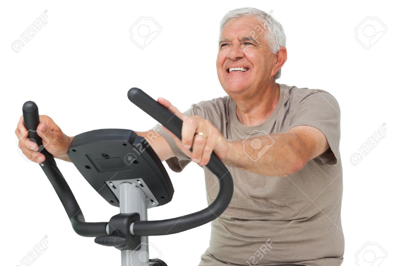гимнастика на велотренажере