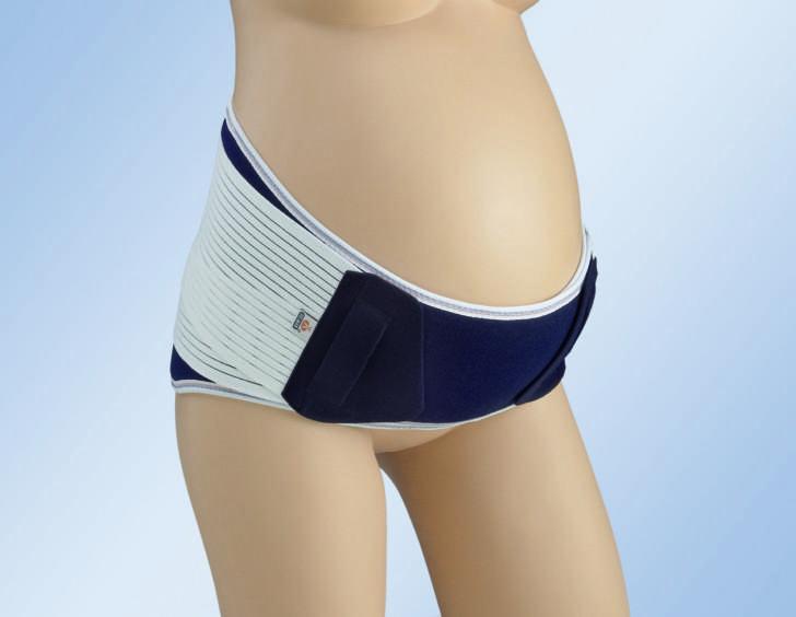 Для чего нужен универсальный бандаж для беременных в виде пояса или трусов, как правильно его надевать и носить?
