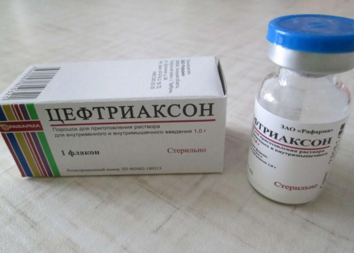 Можно ли принимать Цефтриаксон при беременности в 1, 2, 3 триместрах и будут ли последствия для ребенка от антибиотика?