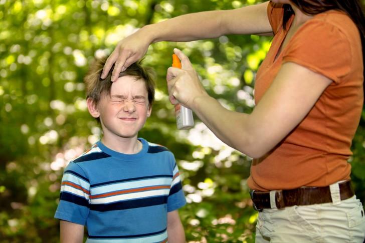 Симптомы и лечение аллергии на укусы комаров и других насекомых у детей