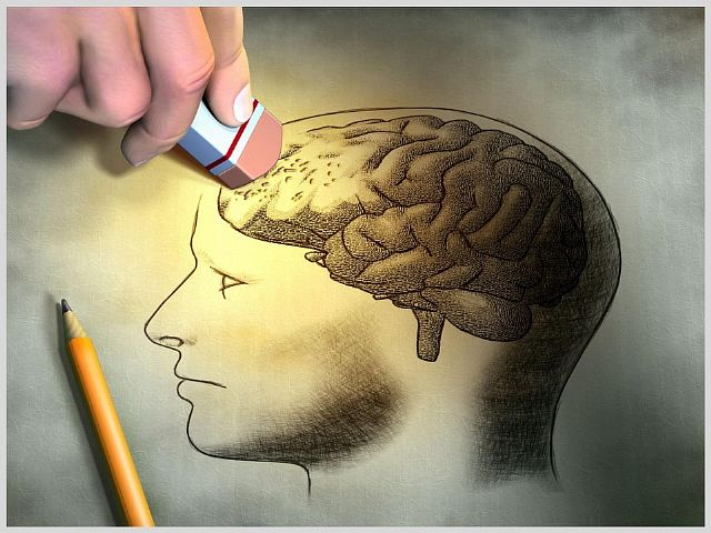 Отмирание клеток головного мозга (атрофические изменения) - что это такое