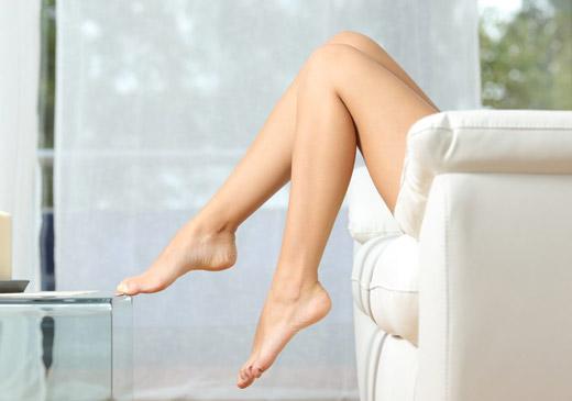 Ноги и рожистое воспаление
