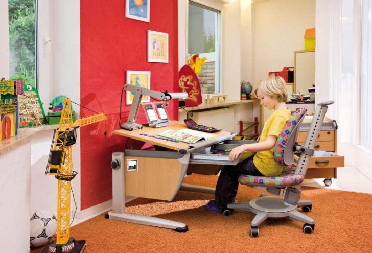 Выбор стула для школьника: растущие ортопедические модели, регулируемые по высоте