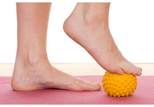 Лечение плоскостопия упражнениями