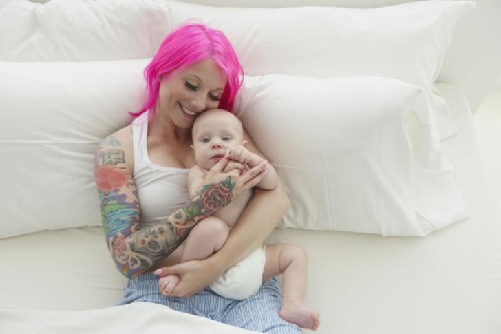 Можно ли делать во время беременности татуировки, не повредит ли это малышу?