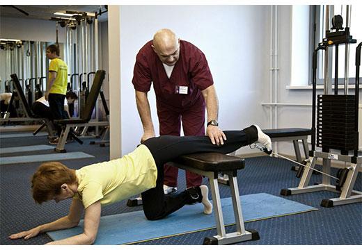 лечебная гимнастика по методу Бубновского