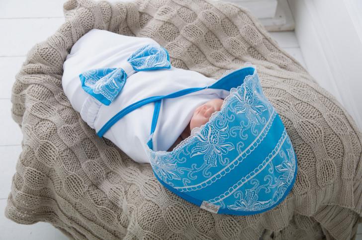Детские пледы-конверты для новорожденных на выписку из роддома: летний и зимний варианты