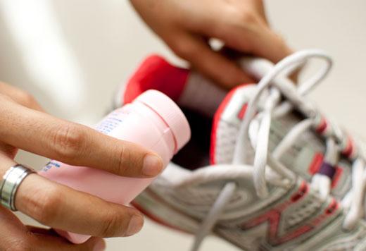 Порошок для обуви от запаха
