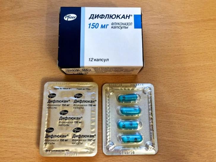 Инструкция по применению суспензии Дифлюкан с флуконазолом для новорожденных и детей старше года