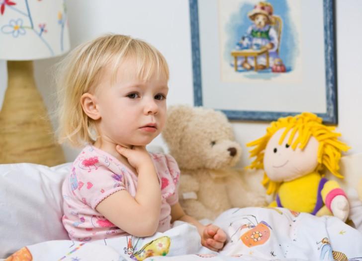 Сколько дней у детей держится температура при гнойной и легкой формах ангины, и влияет ли на это прием антибиотиков?